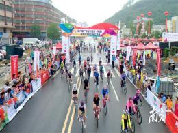 2019年广东省(韶关 乳源)环南水湖自行车公开赛报名