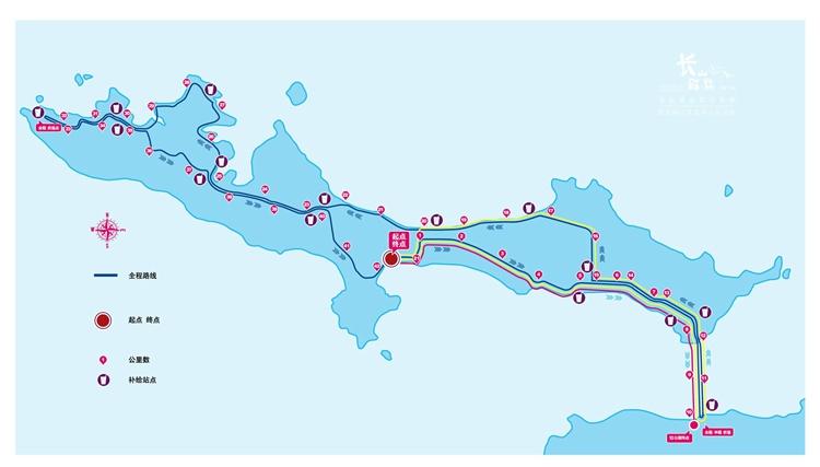 骑聚海岛:2015大连长山群岛环岛自行车赛